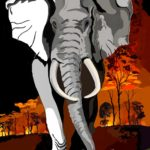 Gros porteur africain - François Bachelot
